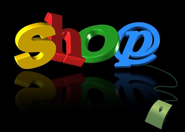 publicidad en tiendas