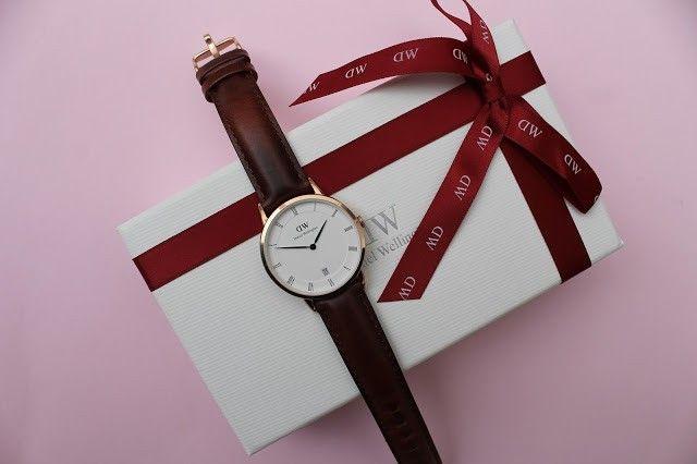 reloj deDaniel Wellington