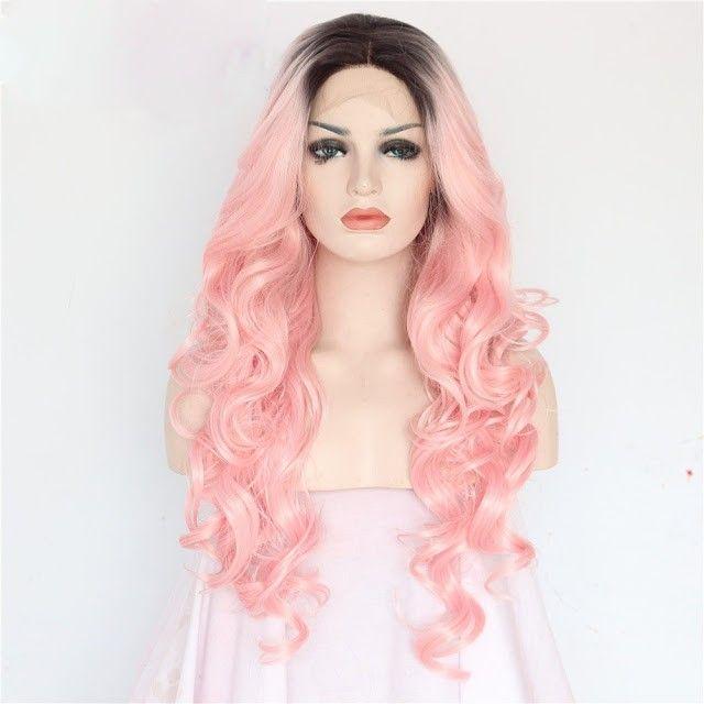 pelucas de colores