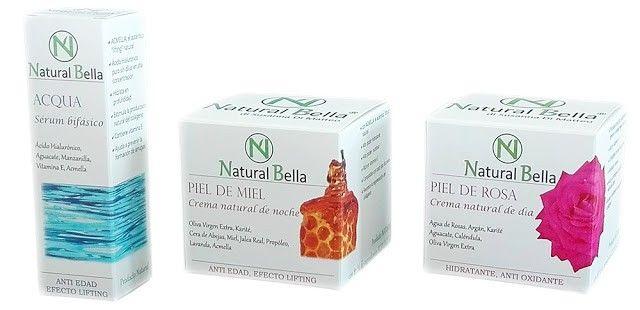 pack ahorro cosmética ecologica natural bella