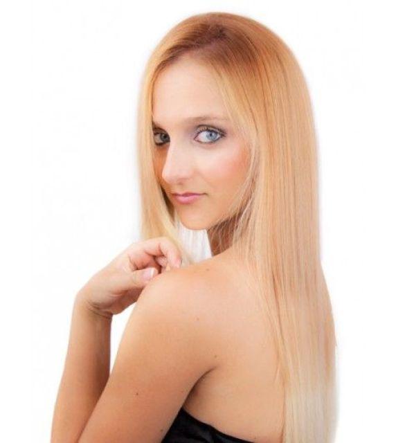 extensiones cabello keratina