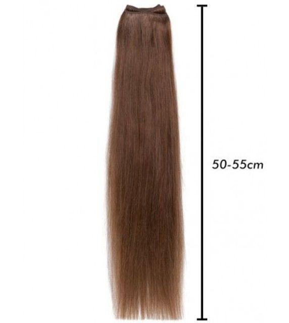 extensiones de cabello de clip
