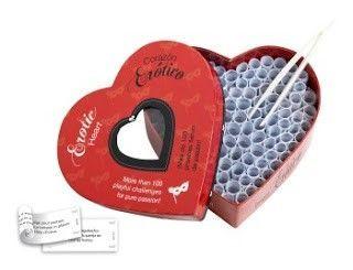 caja preguntas eroticas parejas regalo de san valentin
