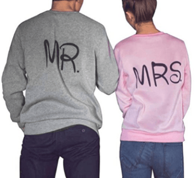 sudadera para parejas regalos san valentin