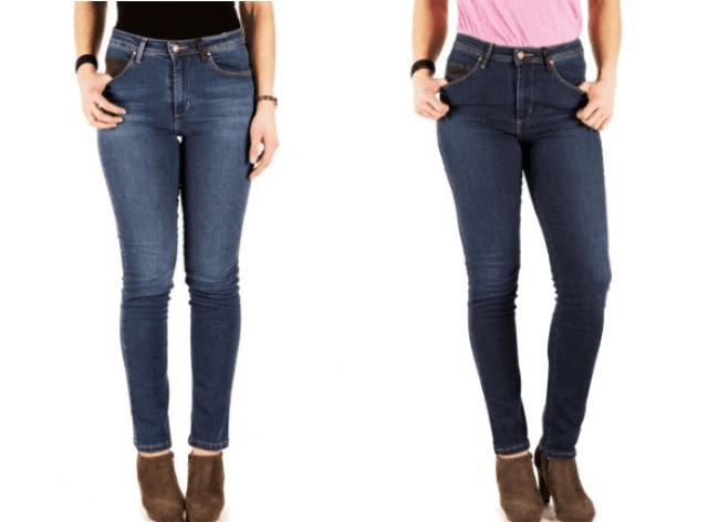 pantalones vaqueros que quedan bien al cuerpo mujer