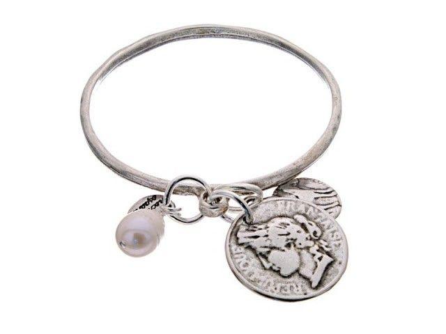 pulseras de plata cuchichuchi monedas