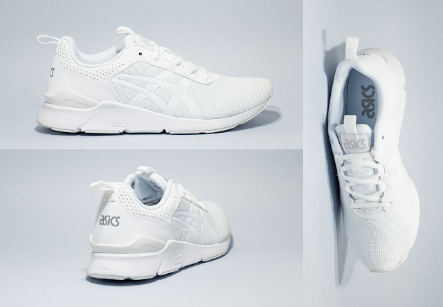 Zapatillas Asics blancas