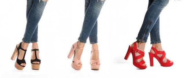 zapatos bonitos y baratos