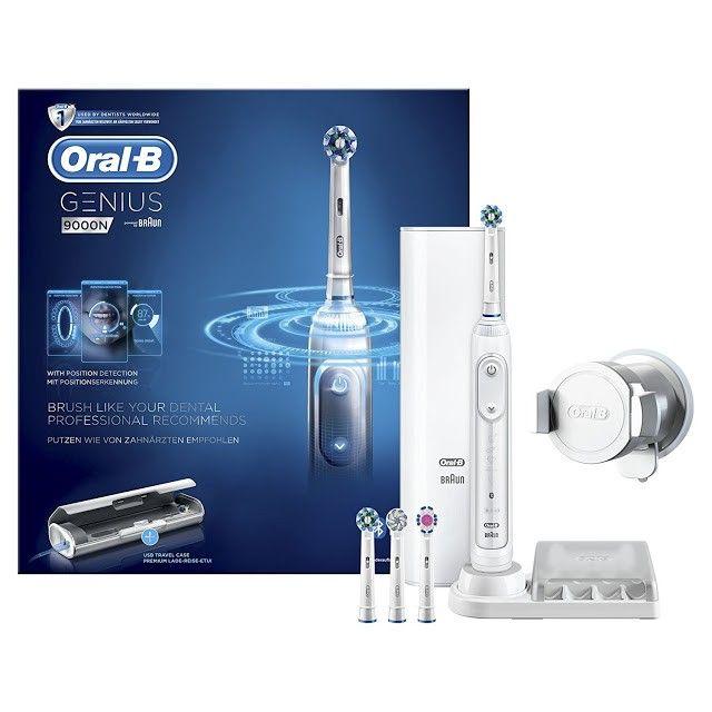 Cepillo de dientes Oral-B Genius 9000