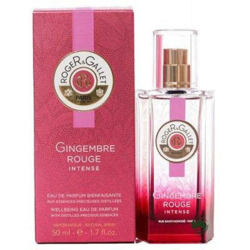 Agua de perfume Roger Gallet Gingembre Rouge Intense