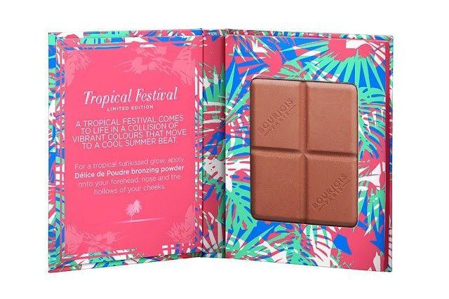 polvos bourjois chocolate