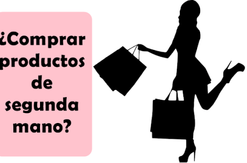 comprar productos de segunda mano