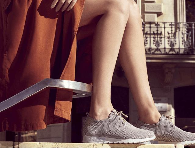 combinar las zapatillas para vestir
