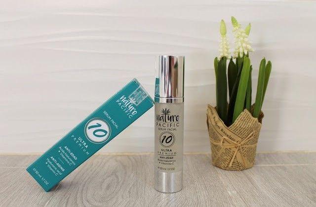 serum facial 10 Ultra premium Nature Pacific