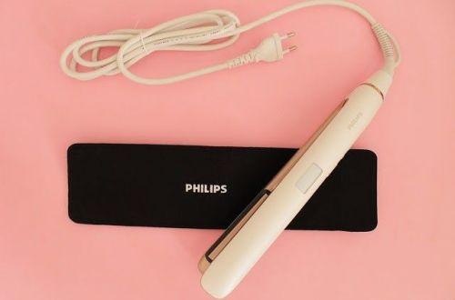 plancha de pelo Philips Moisture Protect HP8372/00