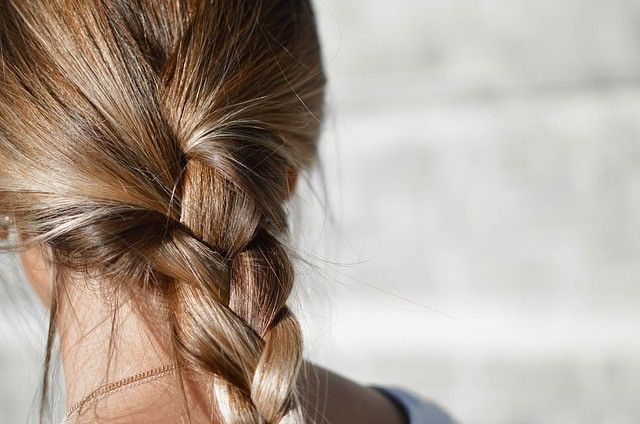 peinado trenza