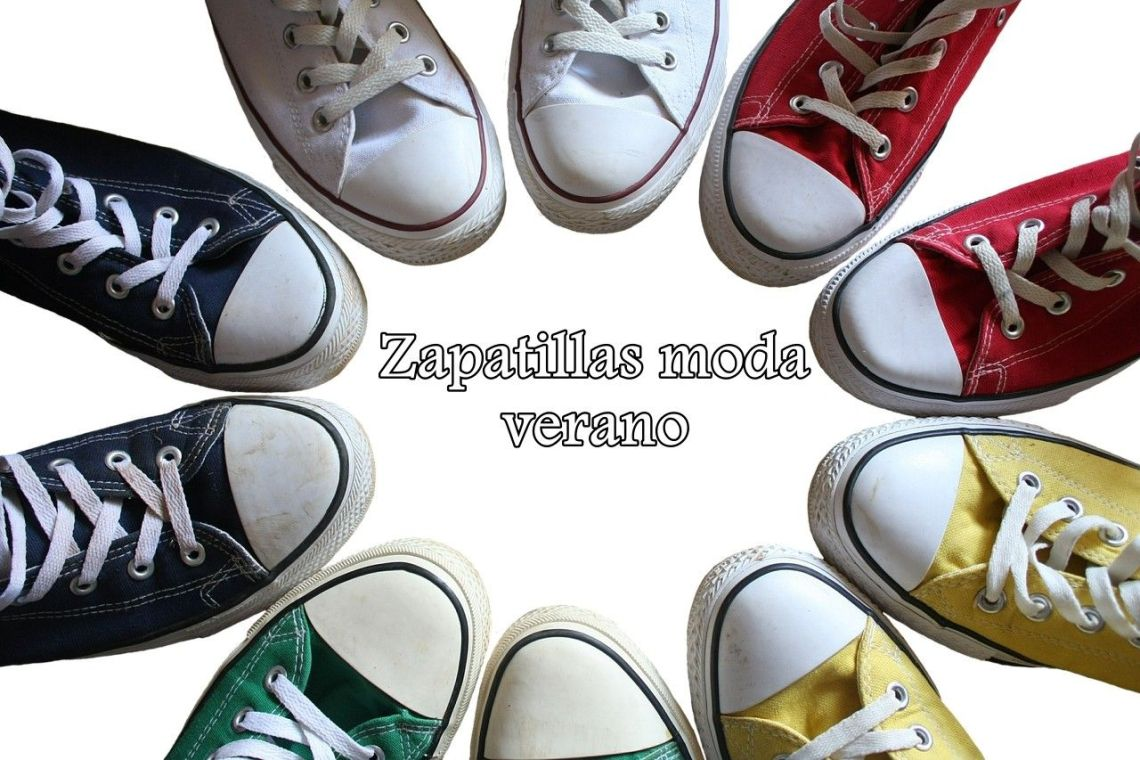 zapatillas de moda para el verano