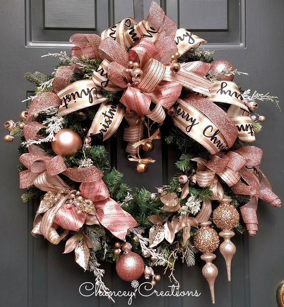 tendencias decoración navidad 2020