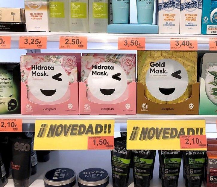 Si has ido hace poco al supermercado más visitado de España, es posible que te interese mi opinión sobre las mascarillas faciales de Mercadona