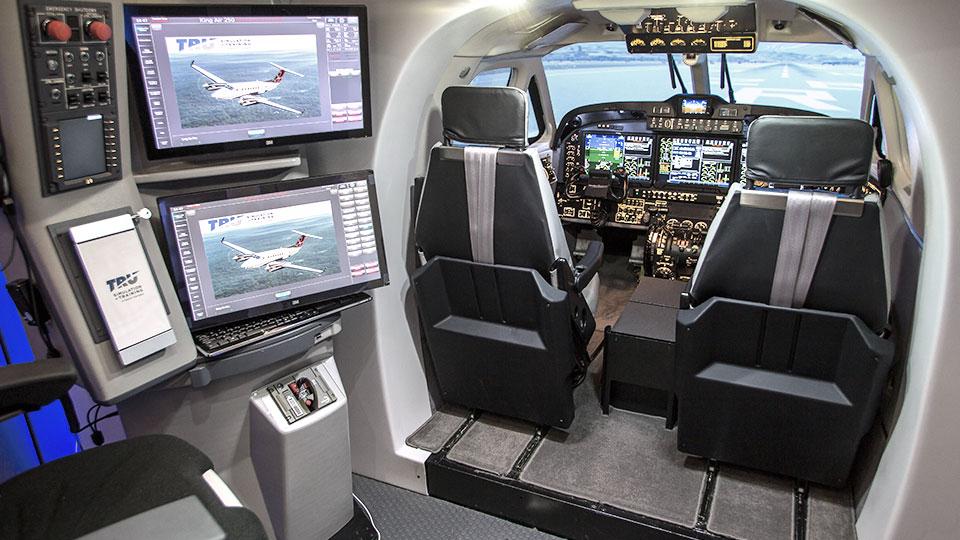 full flight simulators tru
