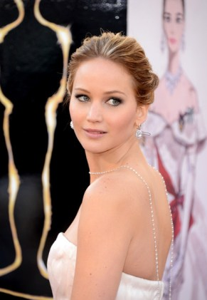 Jennifer Lawrence Red Carpet Arrivals Oscars