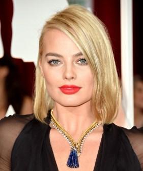 Margot Robbie Red Carpet Skin