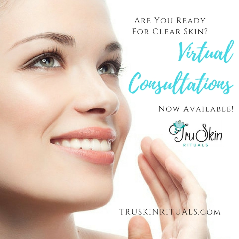 Tru Skin Rituals Virtual Consultation