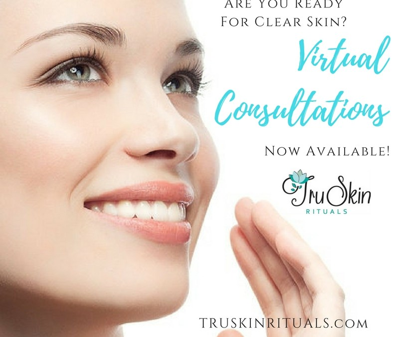 Tru Skin Rituals Now Offers Virtual Skincare Consultations