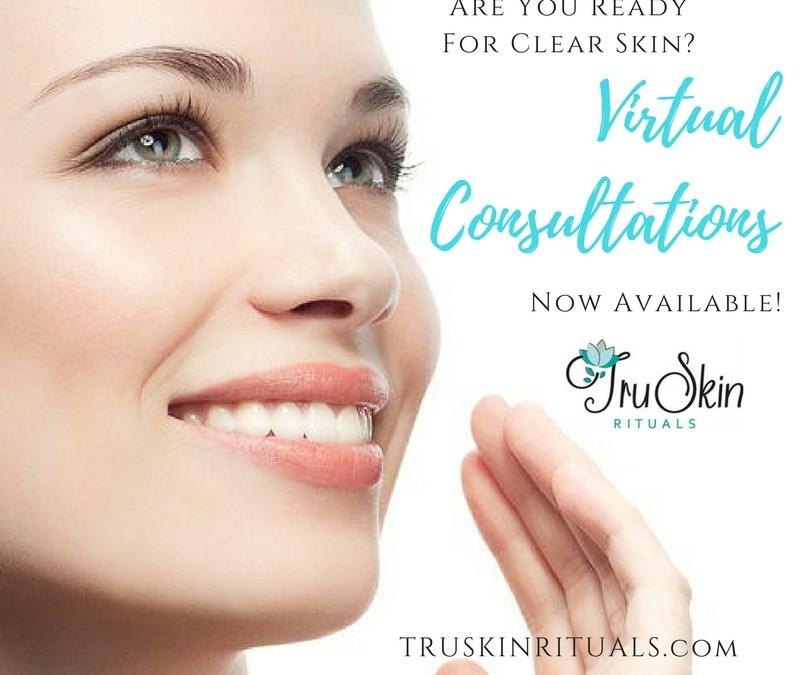 Tru Skin Rituals Now Offers Virtual Skincare Consultations