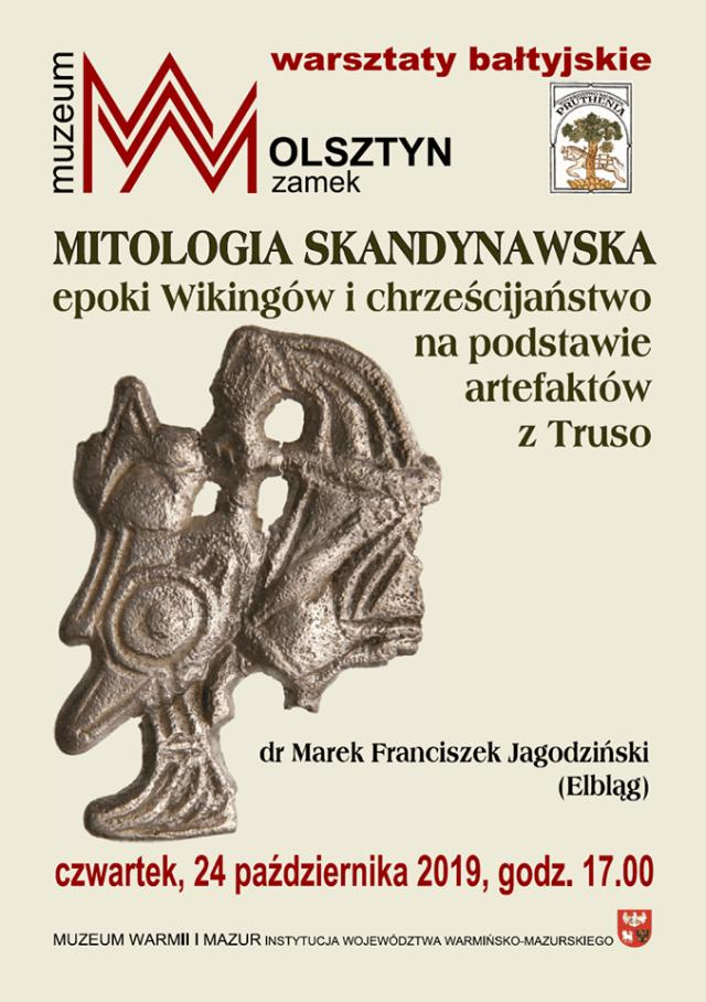 Warsztaty bałtyjskie wykład Marka F. Jagodzińskiego Olsztyn