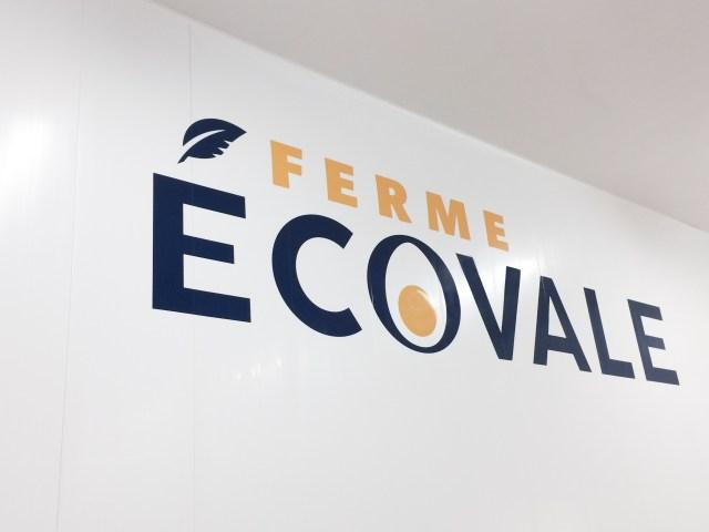 Panneau de revêtement en PVC Trusscore pour le domaine agricole.