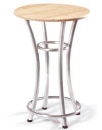 Truss Table II - TALL FREE STANDING COCKTAIL TABLE ...