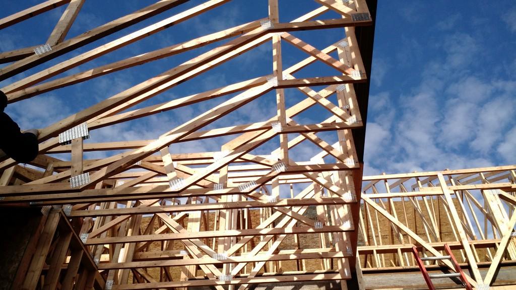 Trusstek Roof And Floor Trusess In Idaho Washington