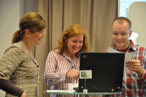 Impressions from ALE2011—Day 1