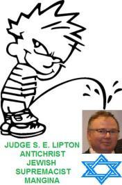 PISS ON Steven Lipton JewPIG