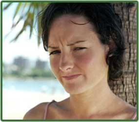 ROSE MCCOWAN:  DEMONIC POSTER CHILD FOR GENITAL HERPES!!