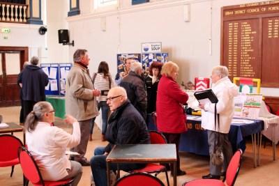Portslade Community Forum. TDC Community Development Brighton & Hove
