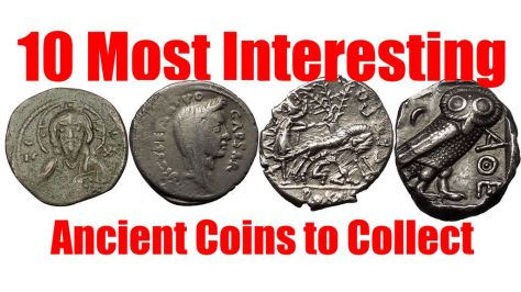 Authentic Ancient Silver and Bronze Coins of Alexander the Great Macedonian King Certified Authentic