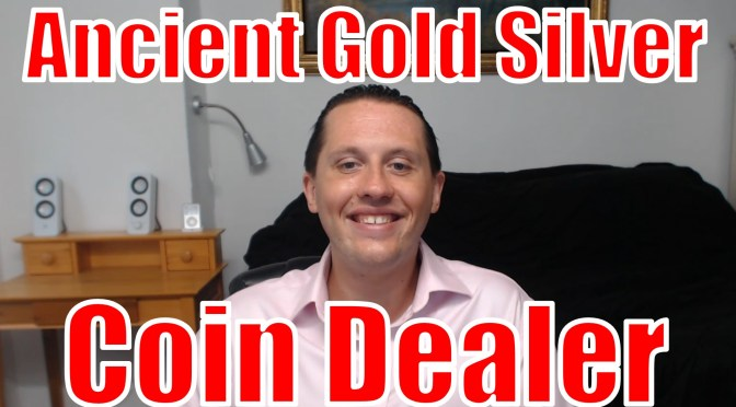 Gold Silver Ancient Coin Dealer Expert in New York City of NYC Area with Online Shop