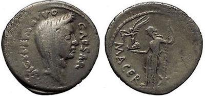 Julius caesar ancient roman coins for sale on ebay julius caesar lifetime portrait coin freerunsca Images
