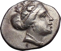 Authentic Ancient Silver Greek Coin for Sale