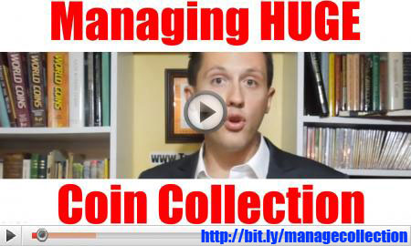 how to manage coin collection vide