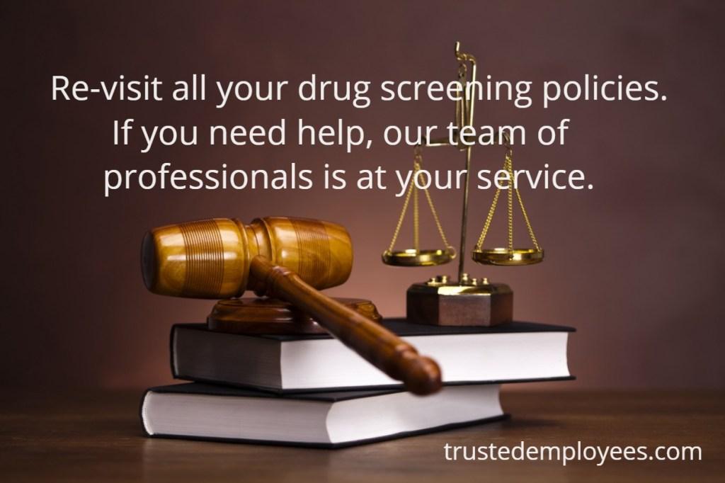 Key Take Away's of Pre-Employment Prescription Drug Testing