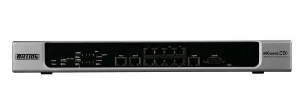 Billion BiGuard S20 VPN Gateway Review   Trusted Reviews