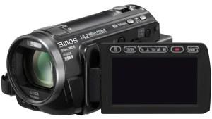 ЖК-дисплей Panasonic HDC-SD600