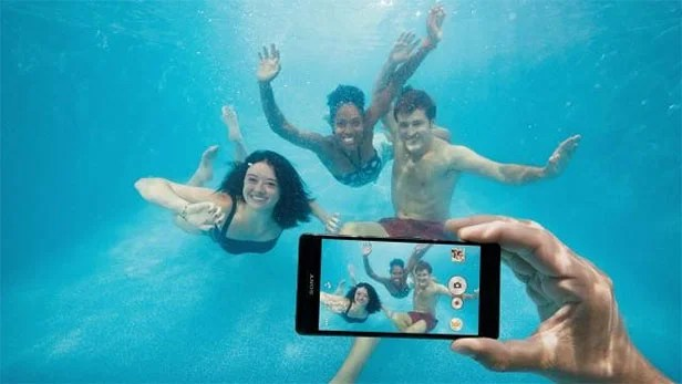 sony waterproof