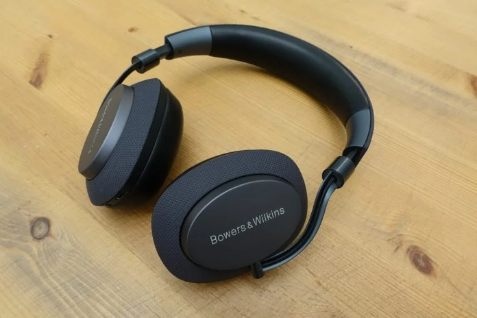 Best headphones for comfort - Bowers & Wilkins PX
