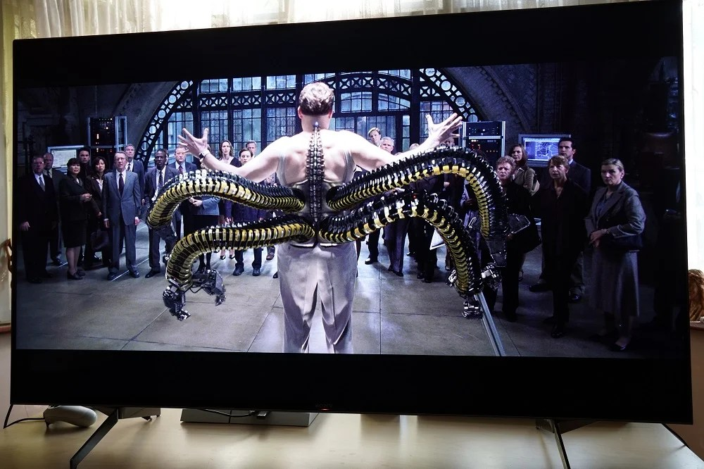 Sony XH95 Spider Man 2 Every 8K LED, 4K OLED and BRAVIA XR TV