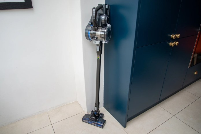 The best budget stick cordless vacuum cleaner is the Vax ONEPWR Blade 4