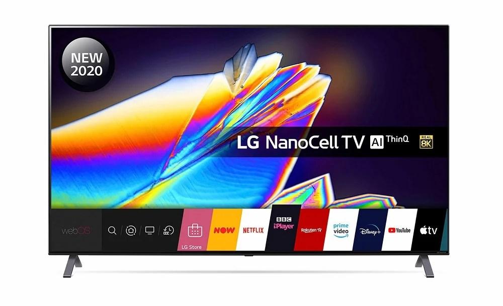 LG NANO95 Every OLED and NanoCell TV announced so far